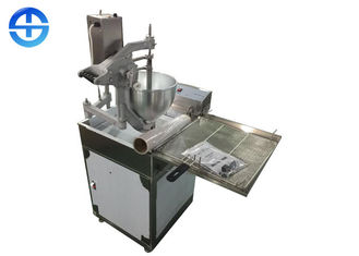 China Commercial Automatic Donut Making Machine T-103S Easy Operate With Automatic Feeder supplier