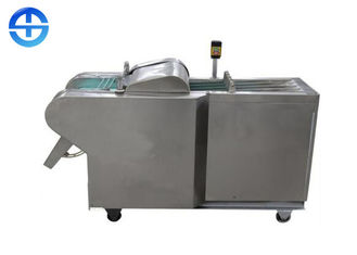 China Commercial Electric Bread Cutting Machine For Cut Sliced Bread Cube / Toast supplier