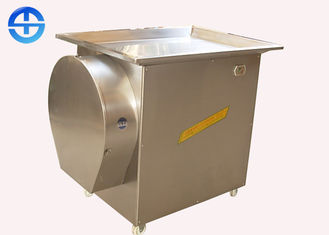 China Stainless Steel Industrial Vegetable Slicer Machine High Output For Home supplier