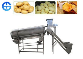China Easy Operate Potato Chips Production Line 400 Kg/H Output For French Fries supplier
