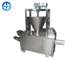 China 150kg/h Capacity Breadcrumb Making Machine For Meat Chops / Fish Chops supplier