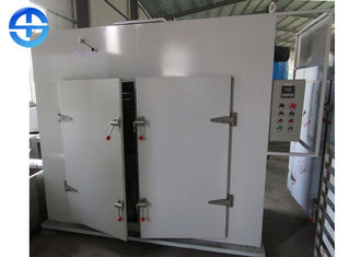 China High Output Fruit And Vegetable Dryer Machine 360 kg/Batch With Stainless Steel Material supplier