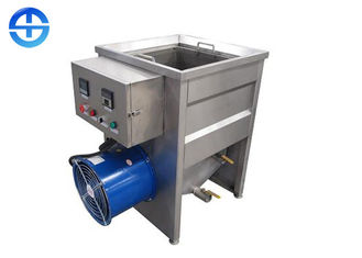 China Professional Food Industry Machines Frying Machine with 880*620*930mm External Dimension supplier
