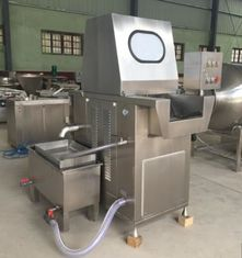 China Chicken Saline Water Injection Machine / Brine Injection Machine 500 - 700kg/H supplier