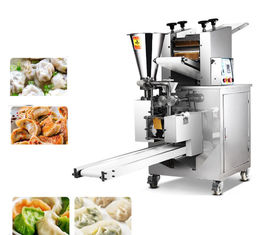 China 1.75kw Power Food Industry Machines Dumpling Making Machine High Efficiency supplier