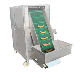 China Automatic Banana Chips Production Line Plantain Chips Processing Machine supplier
